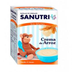 Sanutri Crema de Arroz 300 gr