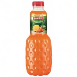 Néctar Granini de Zanahoria y Naranja 1L