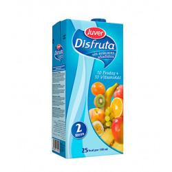 Néctar Juver Disfruta 10 Frutas + 10 Vitaminas 2L