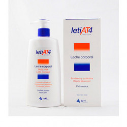 Leti At-4 Leche Corporal 250 Ml