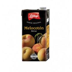 Néctar Libby's Melocotón Brick 1L