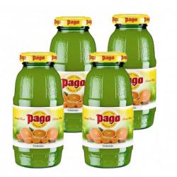 Zumo Pago Naranja 20cl Pack 4 Botellas