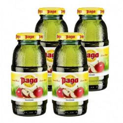 Zumo Pago Manzana 20cl Pack 4 Botellas