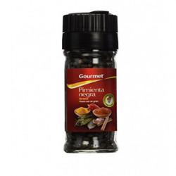 Pimientas Negras Grano Gourmet