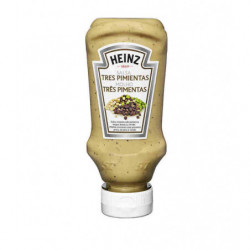Salsa Tres Pimientas Heinz