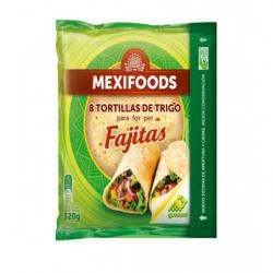 Tortillas de Trigo Mexi Foods 8ud