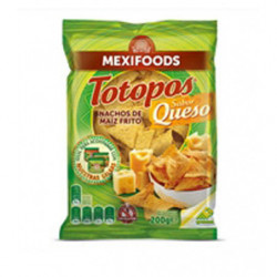 Totopos Queso Mexi Foods