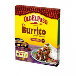 Burritos para Personas Old el Paso Caja