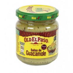 Salsa Guacamole Old el Paso Cristal