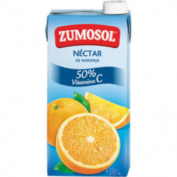 Néctar Zumosol de Naranja Brick 1L