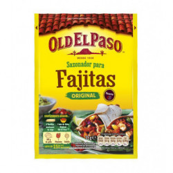 Condimento Old El Paso Fajitas