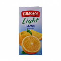 Néctar Zumosol Naranja sin Azúcar Brick 2L