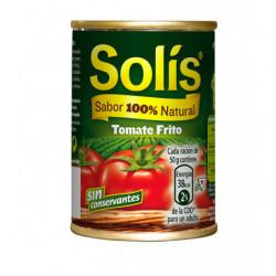 Tomate Frito Solís sin Gluten Lata