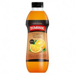 Zumo Exprimido de Naranja Zumosol con Pulpa 85cl