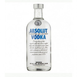 Vodka Absolut 70cl 40%