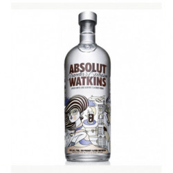 Vodka Absolut Watkins 1l 40º