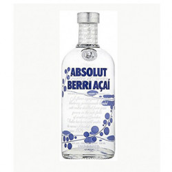 Vodka Absolut Acai Berry 1l 40º