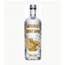 Vodka Absolut Orient Apple 1l 40º