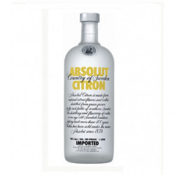 "Vodka Absolut ""Citron"" 1l"