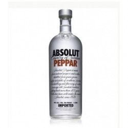 Vodka Absolut Peppar 1l 40º