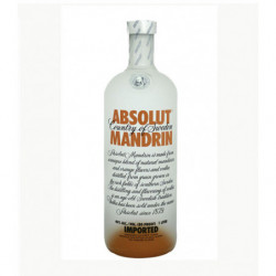 Vodka Absolut Mandarina 1l