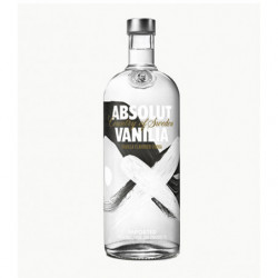 Vodka Absolut Vainilla 1l