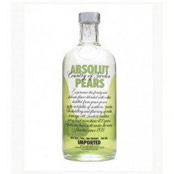 Vodka Absolut Pears 1l 40º
