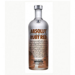 Vodka Absolute Ruby Red Pomelo 1l