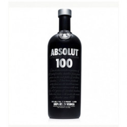 Vodka Absolut 100 1l 50º