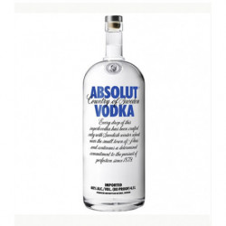 Vodka Absolut 45l 40%