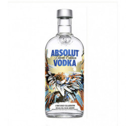 Vodka Absolut Dave Kinsey 70cl 40º