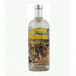 Vodka Absolut Karnival 1l 40%