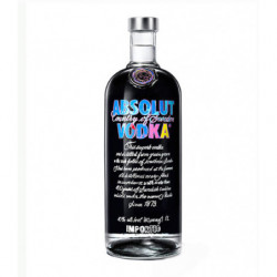 Vodka Absolut Blue Warhol Edition 1l 40%