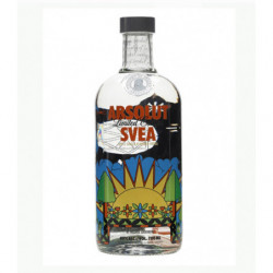 Vodka Absolut Svea Limit Edition 70cl 40%