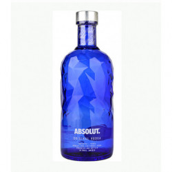 Vodka Absolut Facet AmpBlava 70cl 40%