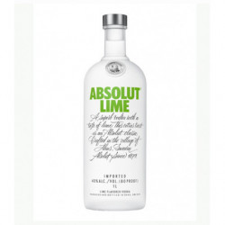Vodka Absolut Lime 1l 40%