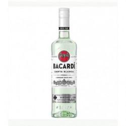 Ron Bacardi Carta Blanca (Dosif)70cl 375%