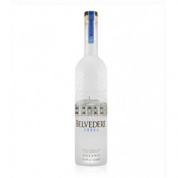 Vodka Belvedere Iluminated Bottle 3l 40%