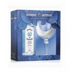 Gin Bombay Sapphire 70cl+ Copa