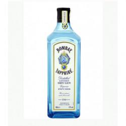 Ginebra Bombay Sapphire Rosca 1l 47%