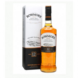 Whisky Bowmore 12 Años 70cl 40%