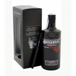 Ginebra Brockmans 70cl 40% + Regalo