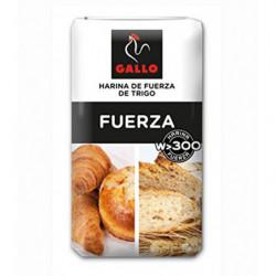 Harina Gallo de trigo Fuerza