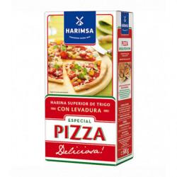 Harina Harimsa Pizza Con Levadura