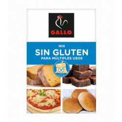 Harina Gallo Mix Sin Gluten