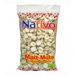 Maiz Nativo Mote Bolsa