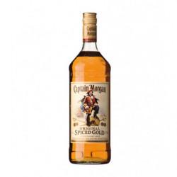 Ron Captain Morgan Spice Gold 1L 35%