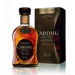 Whisky Cardhu Special Cask 70cl