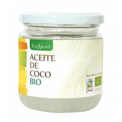Aceite Ecológico de Coco virgen extra Biospirit