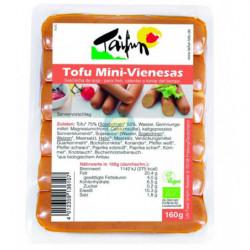 Salchichas de Tofu Mini-Vienesas Ecológicas Taifun Bio